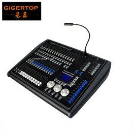 TIPTOP Mini Pearl Black Color Housing ¡Nuevo diseño! Mini Pearl 1024 DMX Lighting Controller Pantalla LED 1024 Canales Precio barato