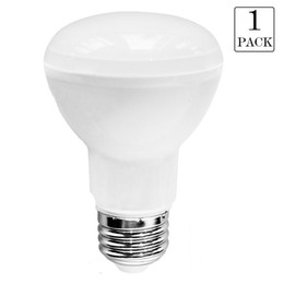 umbrella packing UK - 1-Pack BR20 LED Lamp Bulbs 120V 7W 2700K 5000K Natural White Warm White E26 BR Led Light (50W Equivalent)
