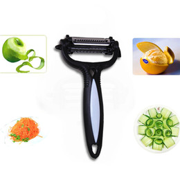 $enCountryForm.capitalKeyWord Canada - 2017 4 in 1 Multifunction Potato Peeler 360 Degree Rotary Carrot Melon Vegetable Fruit Slicer Cutter Zesters,Kitchen Accessories Tools