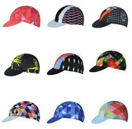 Wholesale Cycle Riding Cap Bicycle Race Pirate Cap Male Female High Quality Anti Sunburn Bicycle Hat Under Helmet