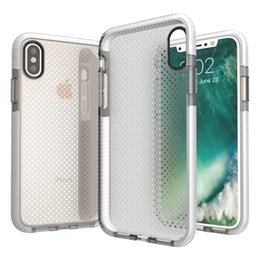 soft skin case cover for iphone NZ - basketball Skin pattern Clear TPU Gel Soft Cover For Apple iPhone 8 case Phone Cases Capa Coque