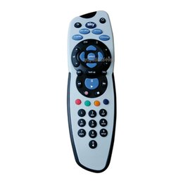 High quality Sky Plus Remote Control V8 universal Remote Controlers suitable for uk market OM-F7 with retail package on Sale