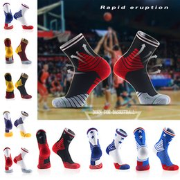 $enCountryForm.capitalKeyWord Canada - New Arrival Outdoor 2017 All-Star Professional Sports Socks Elite Basketball Socks Running Hiking Soccer Towel bottom Socks 19 colors