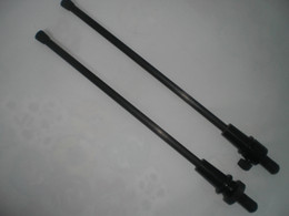 $enCountryForm.capitalKeyWord NZ - Two types Quality Double Bass end pin for 3 4 to 4 4 Carbon fiber bass end pin