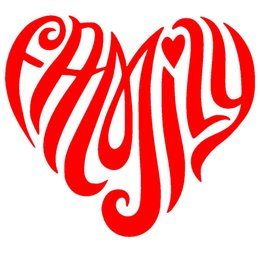 $enCountryForm.capitalKeyWord Canada - Wholesale 20pcs lot Home Decorations Automobile and Motorcycle with Products Vinyl Decal Car Glass window Stickers Jdm Family Heart