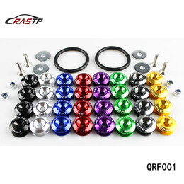 Wholesale RASTP - Password JDM Quick Release Fasteners for Front Bumpers or Rear Bumpers or Trunk   Hatch Lids RS-QRF001