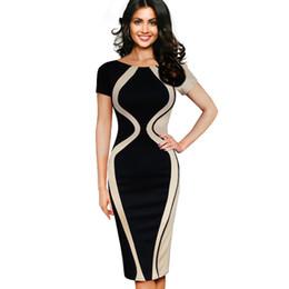 detailed look 40a51 75fa2 Vestito Da Donna Di Contrasto Delle Donne Online | Vestito ...