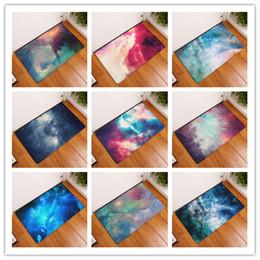 $enCountryForm.capitalKeyWord Canada - Rectangle Carpet Starry Sky 3D Printing Bath Mat Bathroom Non Slip Originality PVC Rubber Water Uptake Mats Suction 9 8xrc J R