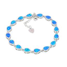 1053e6cbe93e Venta al por mayor al por menor de moda fina blanca   rosa   verde   azul  pulsera de ópalo de fuego 925 joyas plateadas plata BDS1513002