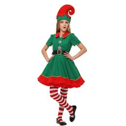bd20e60d6cf6 Kukucos Anime Cosplay Christmas Halloween Stage Performance Children Adult  Girl Christmas Elegant Dress Up Clothing