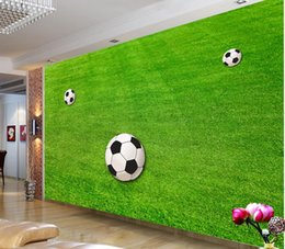 $enCountryForm.capitalKeyWord Canada - Beautiful football field background wall mural 3d wallpaper 3d wall papers for tv backdrop