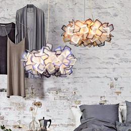 Nordic Creative Jellyfish Pendant Light Arts Contracted Fashion Droplight LED Loft Lamp Livingroom Bedroom Dining Room Fixture