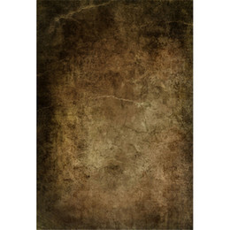 Discount indoor background backdrop - Retro Vintage Brown Wall Photography Backdrops Indoor Studio Wedding Children Photo Shoot Back Drops Digital Backgrounds