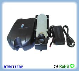 Vente en gros Batterie de bicyclette électrique de petite grenouille 48V 14AH 1000w par des cellules d'alimentation GA 18650 avec chargeur