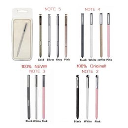Chinese mobile phones for sale online shopping - Hot Sale Original Stylus S Pen Capacitive Touch Screen For Universal Mobile Phone Samsung Galaxy Note With Retail Box Free DHL
