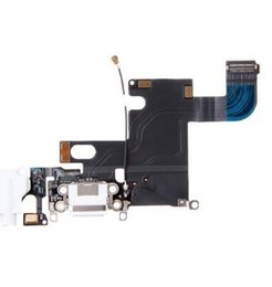 $enCountryForm.capitalKeyWord Australia - For iphone 6 charging charger port dock connector flex ribbon cable with micro usb headphones jack audio anttenna