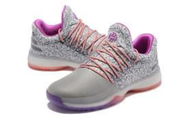f2530756b24 Free Shipping 2017 Men s Harden Vol 1 No Brakes Basketball Shoes harden No  Brakes Sneakers for sale Size 40-46 With Shoes Box