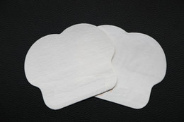 Wholesale 5000pcs Underarm Sweat Deodorants Absorbing Pad Armpit Sheet Liner Dress Clothing Shield Hot Sell Y247