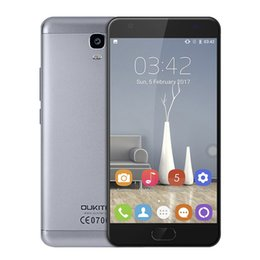 """Android Touch Mobiles NZ - OUKITEL K6000 Plus 4G OTG Smartphone Android 7.0 MTK6750T Octa Core 5.5"""" 1920*1080 4GB+64GB 16MP Touch ID Mobile Phone"""