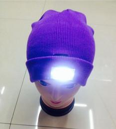 $enCountryForm.capitalKeyWord UK - LED headlamp Glow Knitting caps 5 lights Winter Snowman Warmer cap Outdoor Skiing Sport hat new year Gift led caps