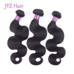 $enCountryForm.capitalKeyWord Australia - Brazillian Peruvian Indian Malaysian Virgin Hair 3 Bundles Body Wave Unprocessed Virgin Hair Body Wave Human Hair Bundles Weave