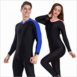 online shopping Waterski Full body Women and Men Jellyfish clothing Scuba Diving Surfing Snorkeling Fishing boating swimwear Wetsuit Swim stinger suit