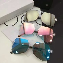 995b654104 NEW style model so high quality sunglasses men and women grey ant ywbk  yesway sunglass with original box real free shipping
