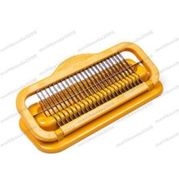 $enCountryForm.capitalKeyWord UK - Creative Stainless steel Hot Dog Cutter Slicer Safe Machine Kitchenware Sausage free shipping MYY