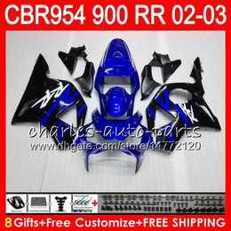 Cbr 954 body kit online shopping - Body For HONDA CBR900RR CBR954 RR CBR954RR CBR900 RR HM6 CBR RR CBR RR CBR RR Fairing kit Gifts