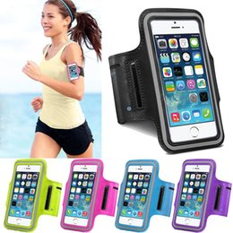 Smart Winangelove 200pcs Flexible Running Gym Sport Waist Case Armband Pouch Bag Cover For Iphone 5 6 7 For Samsung S6 Mobile Phone Accessories