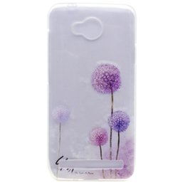 $enCountryForm.capitalKeyWord Australia - Transparent TPU Cover For Huawei Ascend Y3 II Y3 2 Case Colour decoration Tower bike Butterfly Girl Feather Design Mobile Phone Case