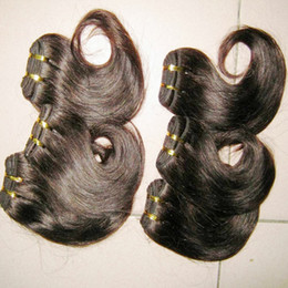 hair sisters wholesale UK - African Sister Buy Wholesale hair Unprocessed Brazilian remy extension short weave wave 20pcs lot