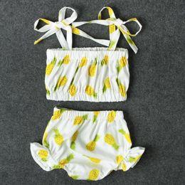 $enCountryForm.capitalKeyWord Canada - Kids girls Swimwear beachwear 2pc swimming clothing Baby girl bodysuit Swimsuit Swimwear Cosplay children beach dresses DHL free YY007