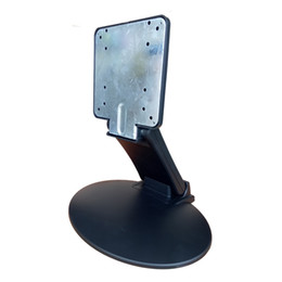 """China 10-27"""" Foldable LED LCD Monitor TV POS Bracket Desktop Mount Stand For 10- 27inch suppliers"""