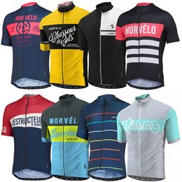 $enCountryForm.capitalKeyWord Canada - Catazer Morvelo 2017 Cycling Jerseys Short Sleeves Cycling Tops Summer Style For Men Women Bike Wear Size XS-4XL Bicycle Clothing 14 Colors