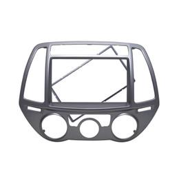 $enCountryForm.capitalKeyWord UK - 2Din Car Fascia for Hyundai I 20 Manual AC Radio DVD Stereo GPS Panel Dash Mount Trim Kit Face Plate Bezel Facia #5148