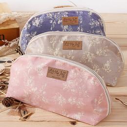 1d8b894f4c6 MB-22 Newest Design Dumplings Shape Travel Toiletry Cosmetic Bag Organizer  Bag fresh makeup pouch free shipping!