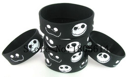 China Heat! The new ghost sports wristbands 100% silicon Gym Fitness Bracelet wholesale 50pcs free shipping suppliers