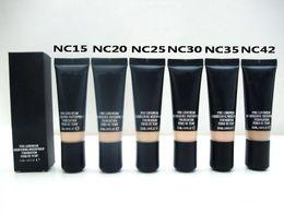 Liquid Foundation Pro Canada - HOT Selling Makeup Pro Longwear Nourishing Waterproof Foundation Fond DE Teint 25ml 6 Colors DHL Free shipping