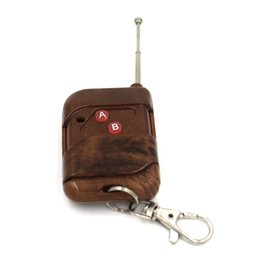 Wireless Door Key Canada - Wholesale-2-Key 433mhz RF Universal Remote Control Module Remote Controler Kit Wireless Controller For Garage Gate Door