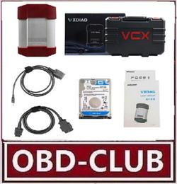 ALLSCANNER VXDIAG A3 Soporte para BMW para LAND ROVER F o JAGUAR para VW 500GB HDD 4 en 1 Herramienta de diagnóstico de auto en venta