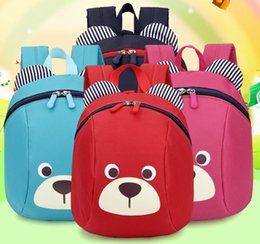 Dog Zipper Australia - Fashion Cartoon Dog Students' Backpack, Cute Casual Bag,Creative anti-lost Schoolbag with traction belt,Kid' Christmas Party Gift,Collecting