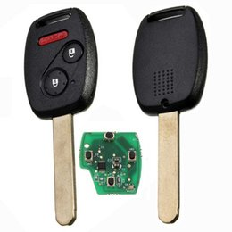 $enCountryForm.capitalKeyWord NZ - Replacement 3Buttons Remote Key Fob Combo Clicker for Honda Pilot CWTWB1U545