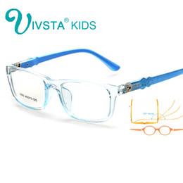 China Wholesale- IVSTA 45-12-125 Optical Flexible Super Light Kids frames eyewear Optical glasses frame for kids Child eyeglass frames TR 8806 supplier eyeglass frames for kids suppliers