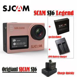 "$enCountryForm.capitalKeyWord NZ - Original SJCAM SJ6 LEGEND 4K 24fps Ultra HD Notavek 96660 Waterproof Sports Action Camera 2.0"" Touch Screen Mini Sports DV(Rose Gold)"