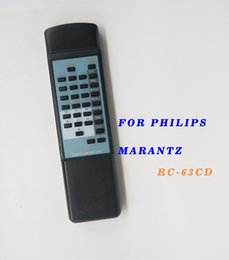 $enCountryForm.capitalKeyWord NZ - Wholesale- New replacement Remote Control RC-63CD Fit for Philips Marantz CC3300 CD94MKII RC-48CD CD63SE CD67SE CD48SE CD624 CD Player