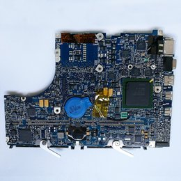 socket 478 laptop 2019 - Logic Board Motherboard For Macbook A1181 CPU T7400 2.16GHz P N 820-2213-A MB062 MB063 2007 Year