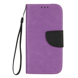 $enCountryForm.capitalKeyWord Canada - Case For iPhone 5S 6 7S 7 8 Plus iPod Touch 5 6 Sony Xperia E5 XA PU Leather Stand Wallet Book With Card Slots Rope Cover