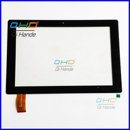 dh inch tablet 2019 - Wholesale- Free shipping 10.1'' inch touch screen,100% New for DH-1074A1-PG-FPC235 touch panel,Tablet PC touch