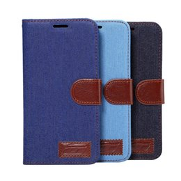 pixel pocket 2019 - Jean Cloth Wallet Flip Leather Pouch Case For Google Pixel XL Huawei P20 PRO Mate 9 Jeans Canvas ID Card TPU Stand Skin